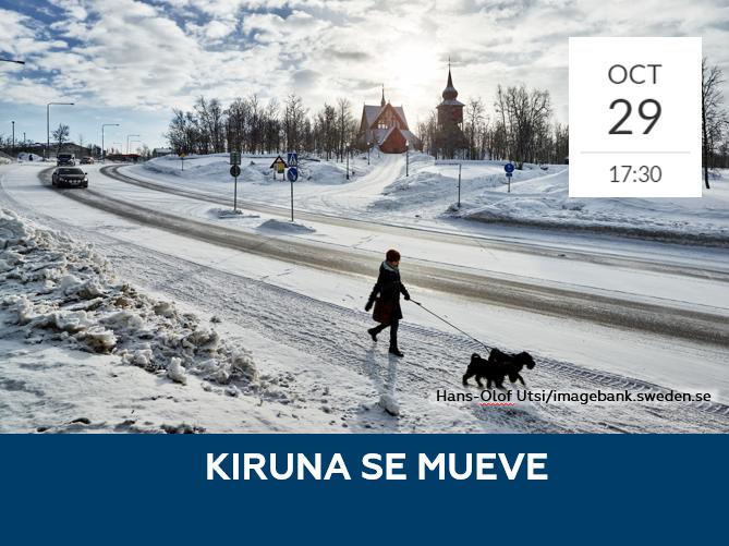Kiruna-Suecia