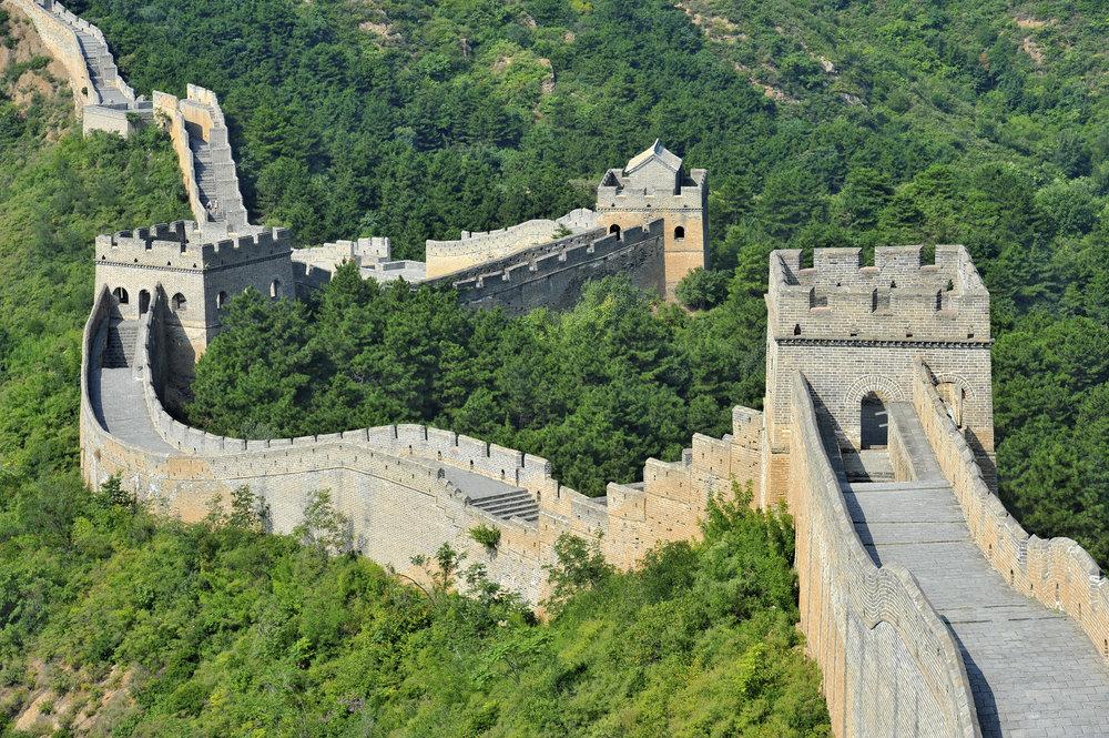 China-murallaChina