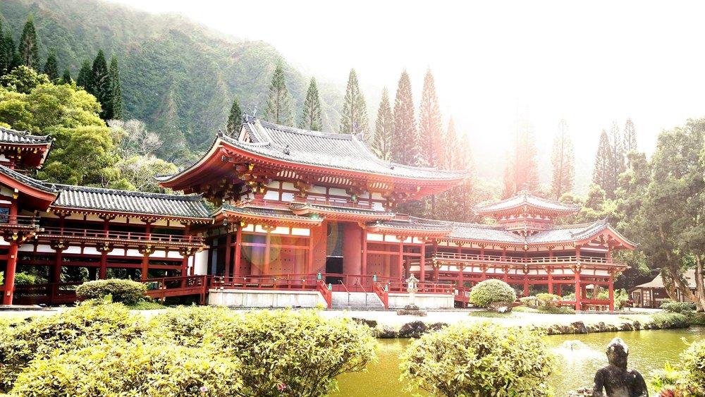 Templo-Nichi-Hongaji-Japón