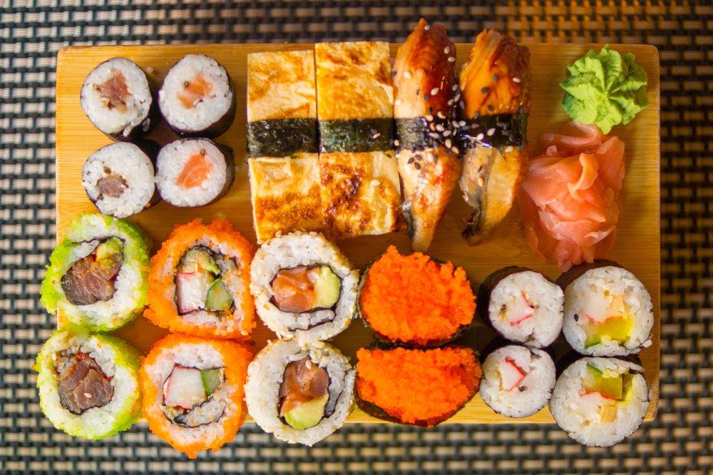 sushi-Japón