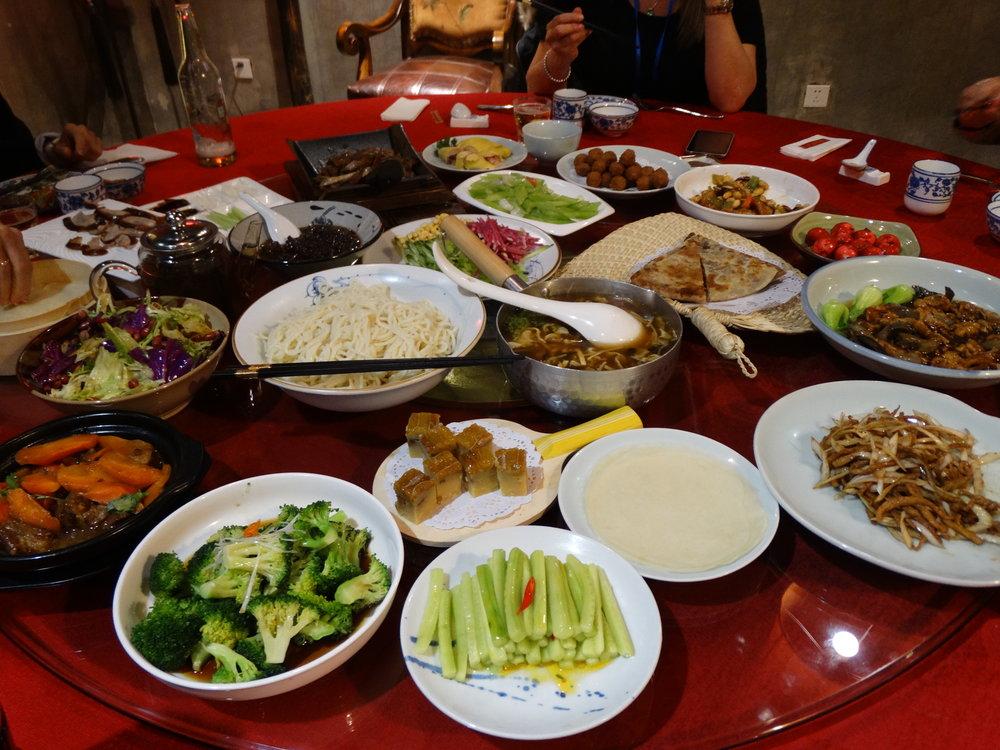 gastronomía-China