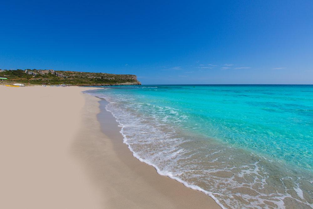 playa-SonBou-Menorca-España