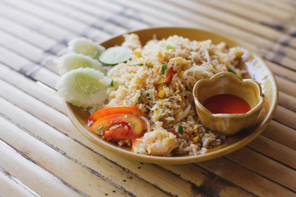 KhaoPadKai-arroz-gastronomía-tailandesa