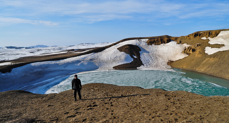 Caldera-Askja-Islandia