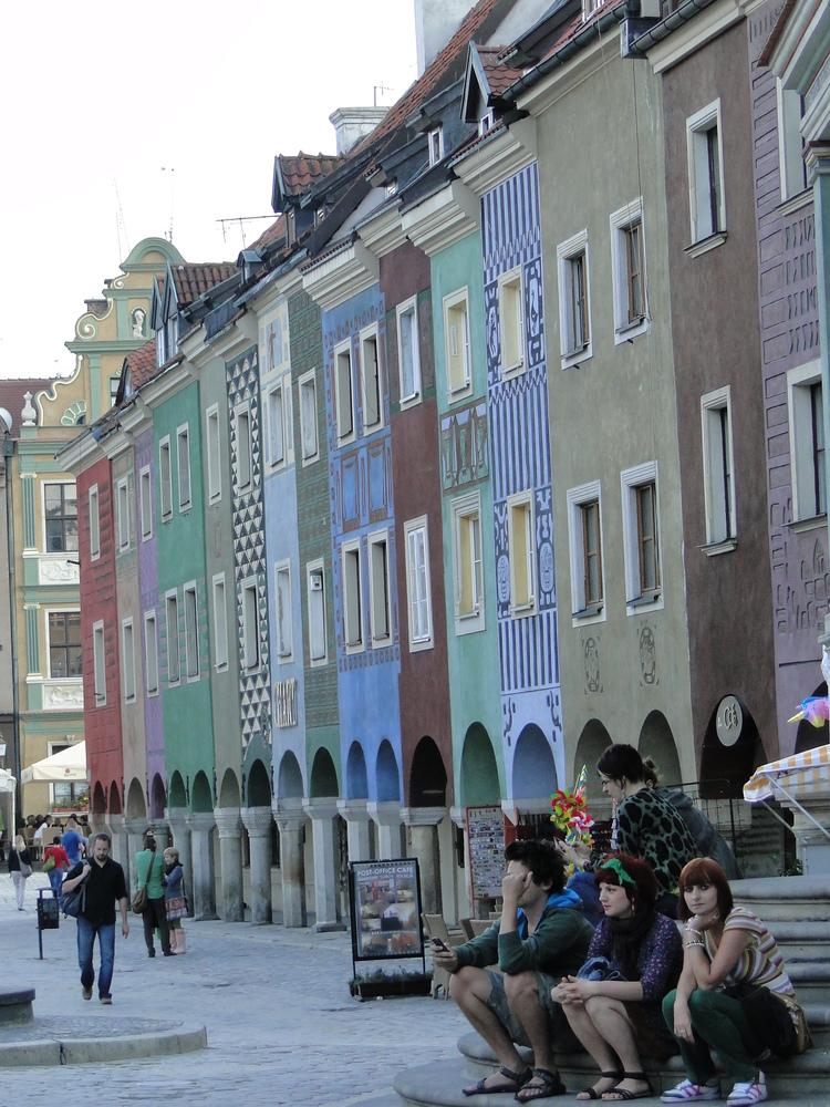 Calles-Polonia