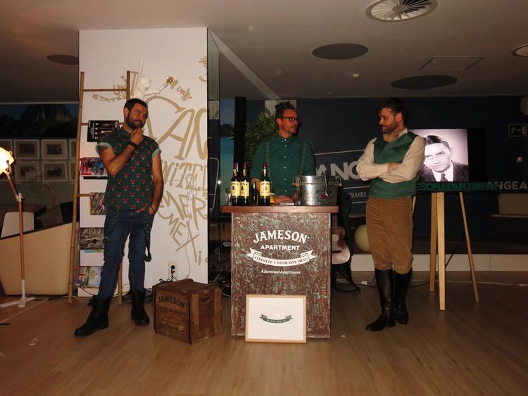 Jameson-Apartment