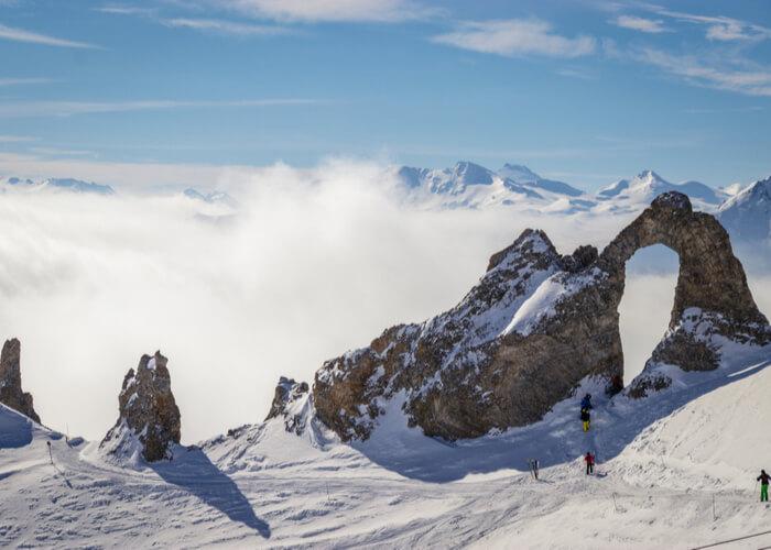 esquiar-en-tignes