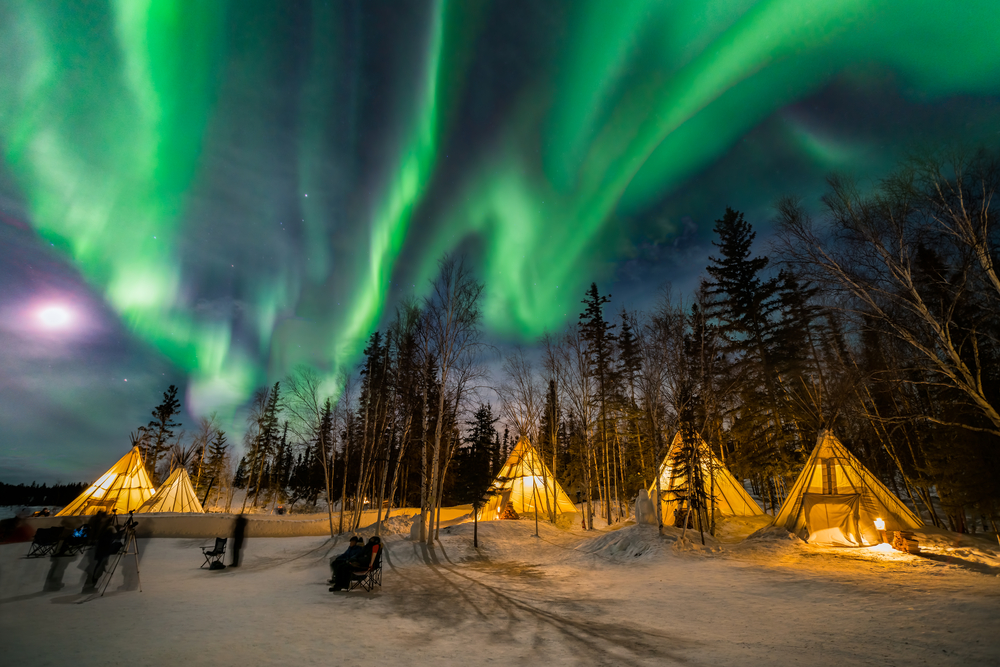 auroras-breales-territorio-Yukon-Canadá