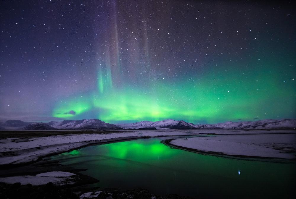 auroras-boreales-Fiordos-del-Oeste-Islandia