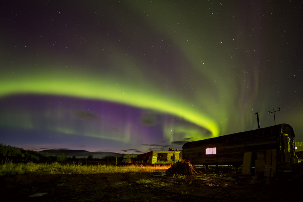 auroras-boreales-Península-de-Yamalia-Rusia
