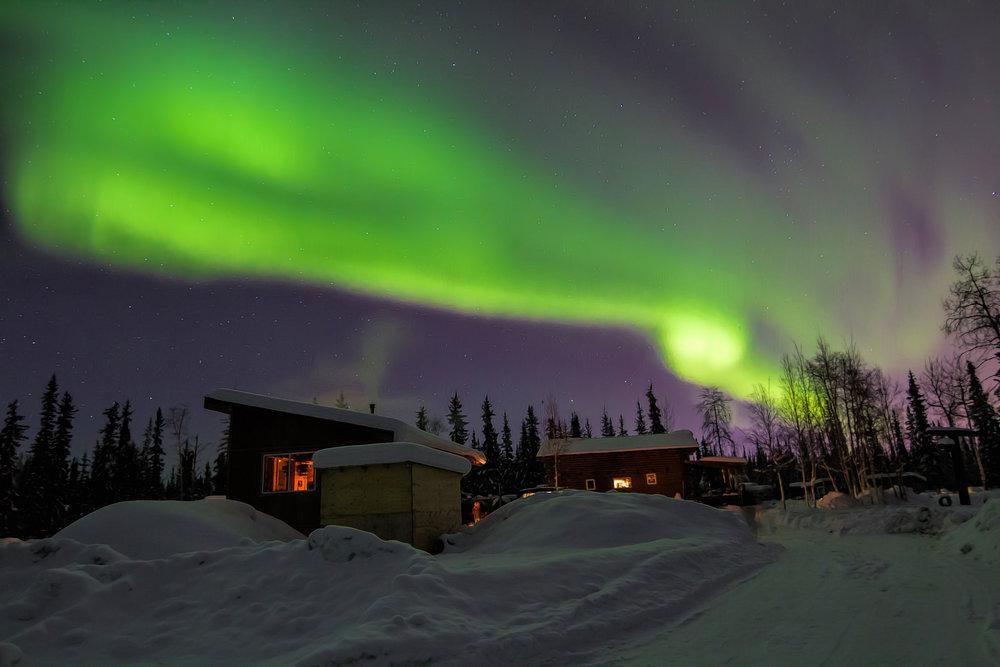 auroras-boreales-Fairbanks-Alaska