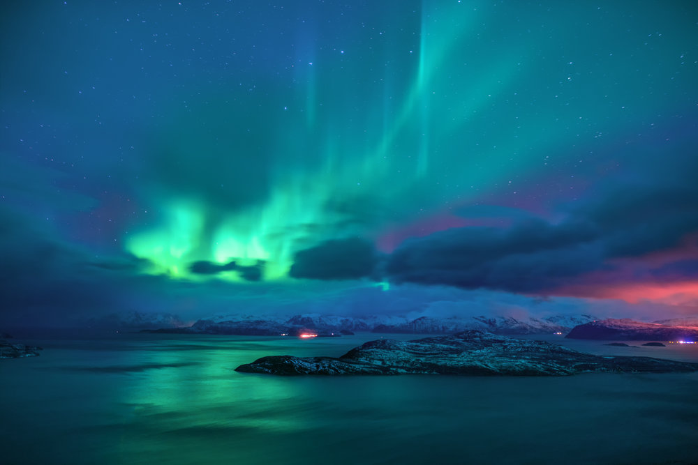 auroras-boreales-Svalbard-Noruega
