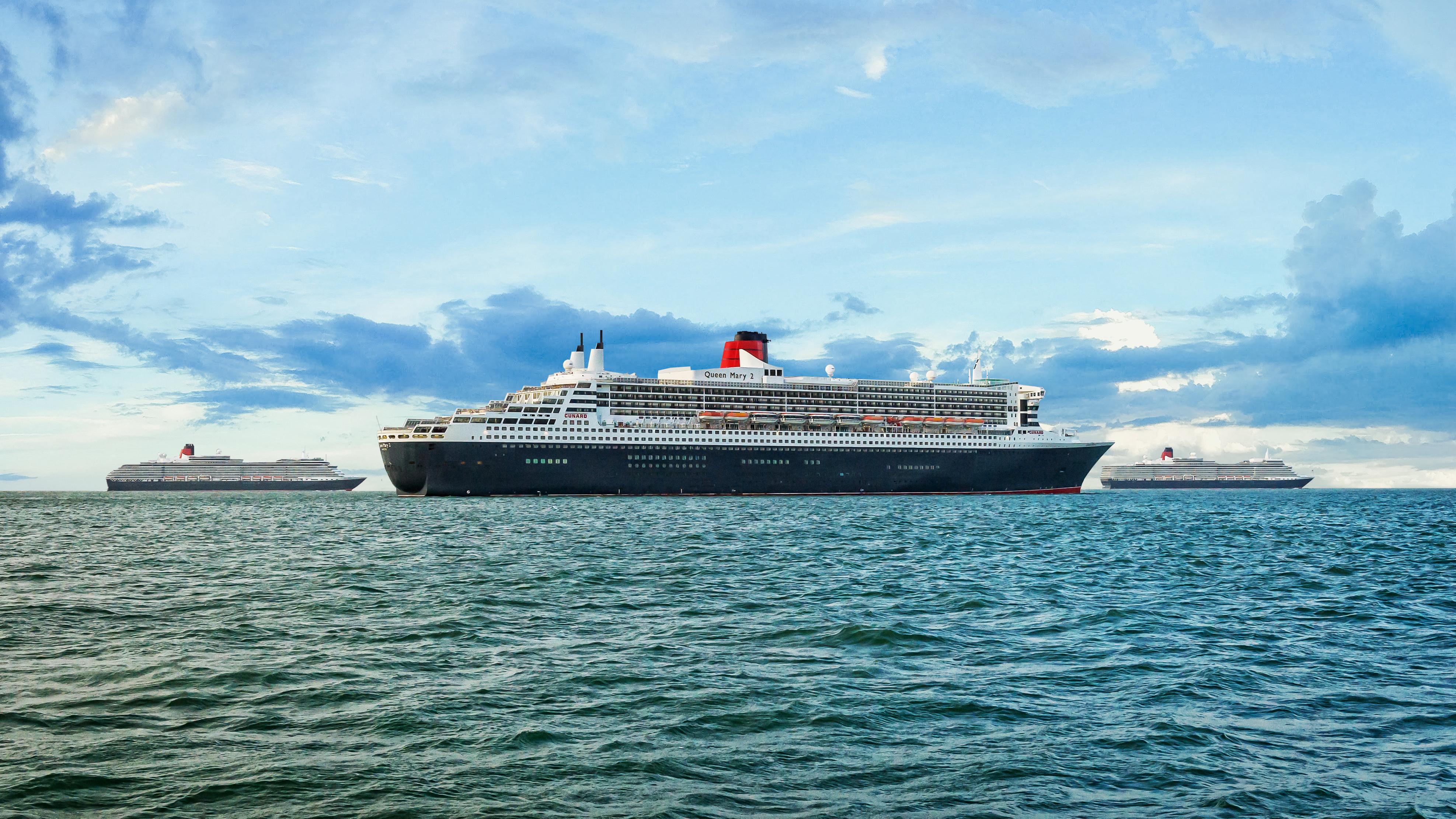 crucero de lujo Cunard