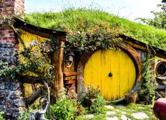 viaje a hobbiton, nueva zelanda
