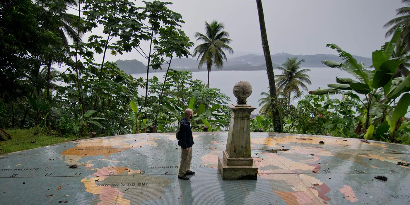 centro ecuador santo tome y principe
