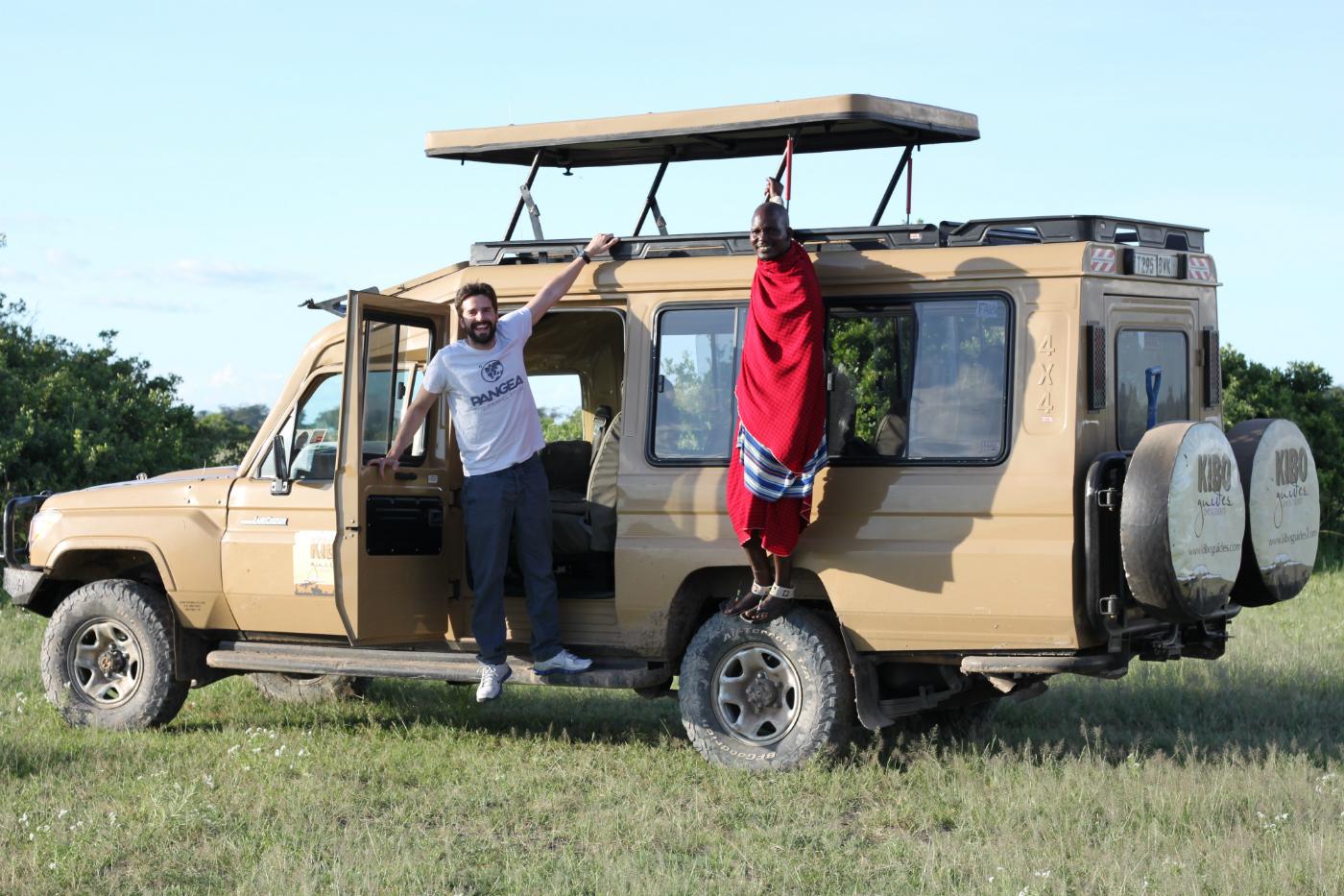 sinya safari
