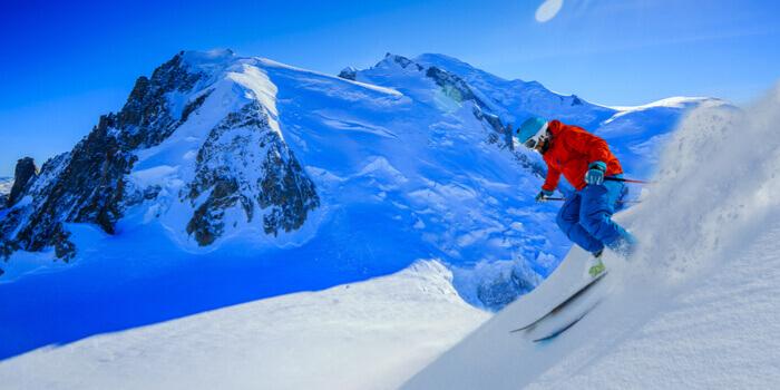 las mejores estaciones de esqui del mundo en Francia