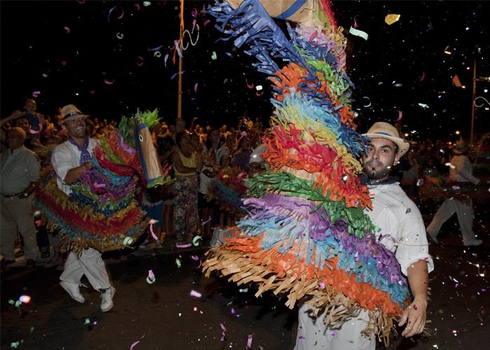 fiestas tradicionales en la palma