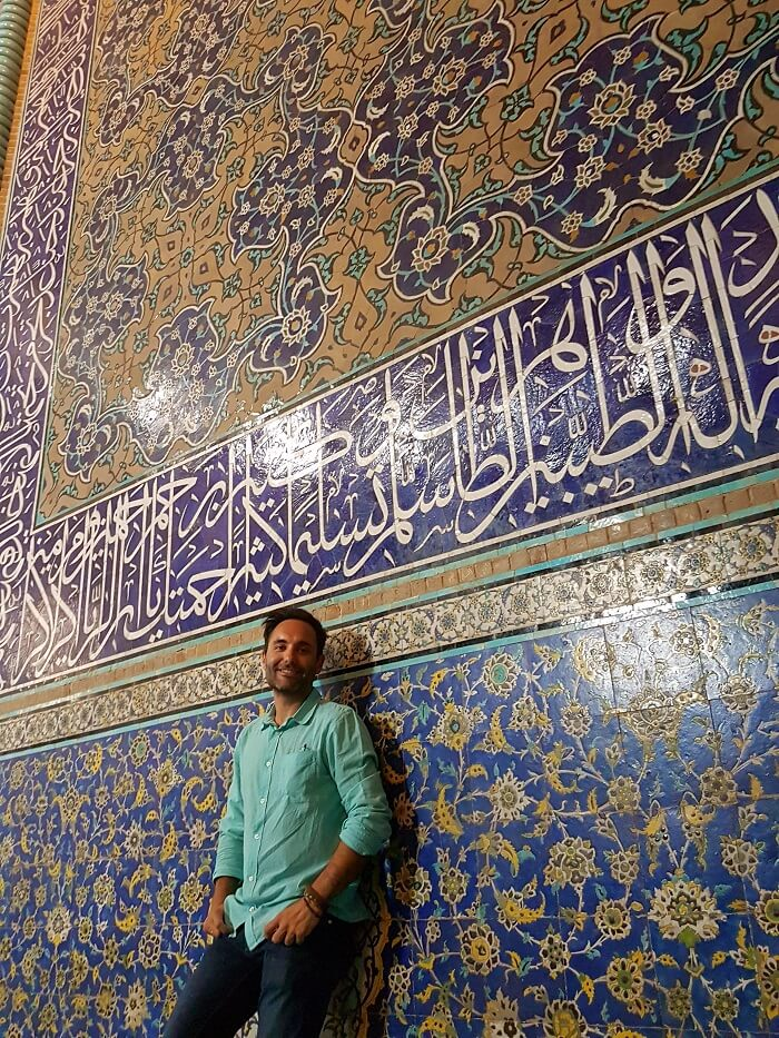 viaje-iran-mezquita-Isfahan