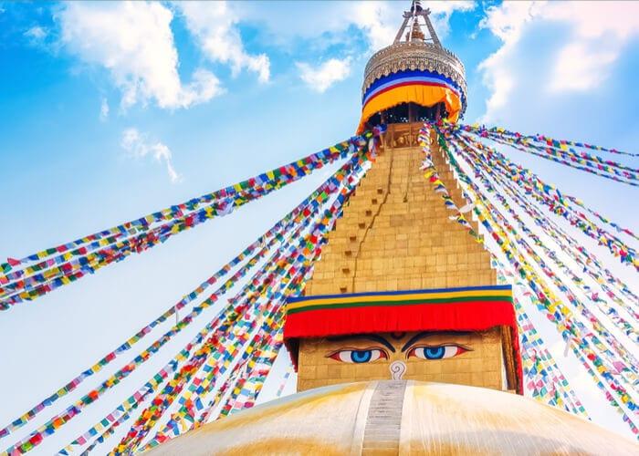 viaje-nepal-Boudhanath