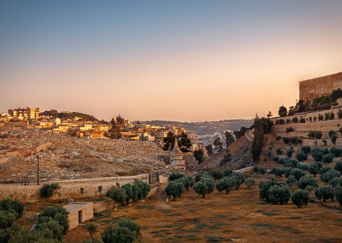 monte-olivos-israel