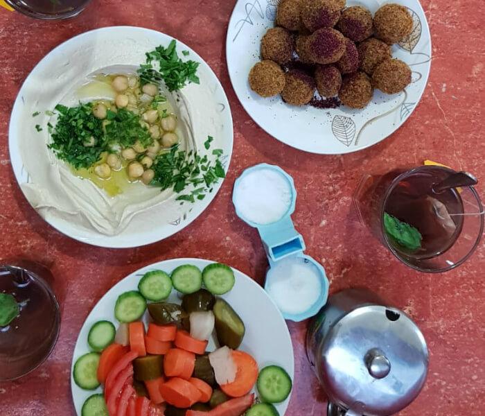 viaje-jordania-comida-tipica