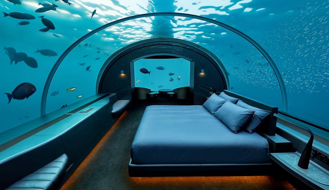 Hotel The Muraka, Maldivas