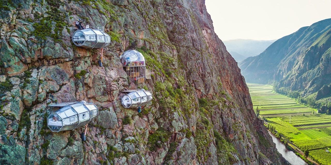 Natura Vive Skylodge Adventure Suites, Perú