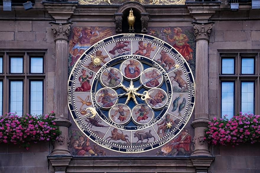 reloj-heilbronn-alemania