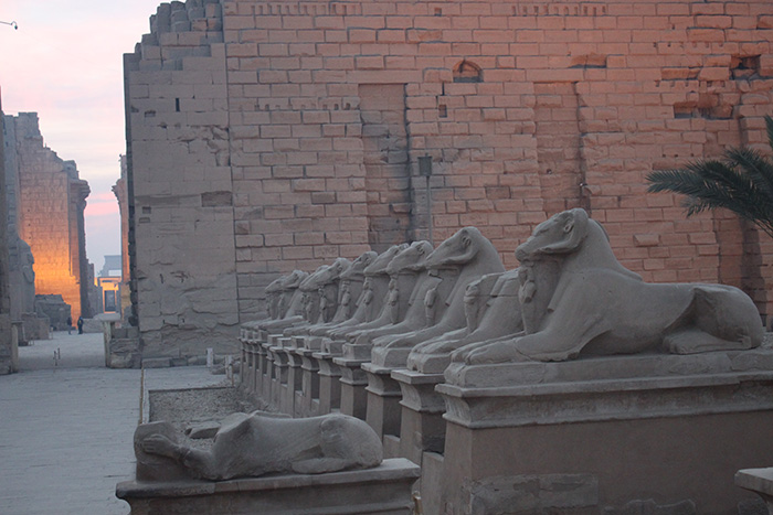 que-ver-egipto-luxor-karnak