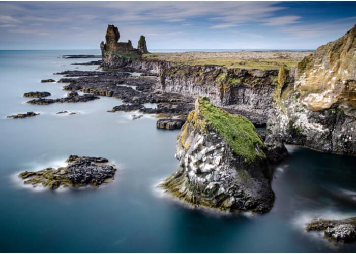 Snaefellsnes-islandia